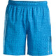 "saucony Sprint Woven 7"" Running Shorts Men blue"